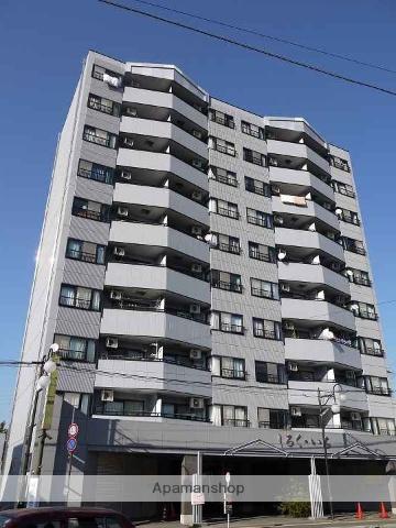 長野県松本市、北松本駅徒歩13分の築17年 10階建の賃貸マンション