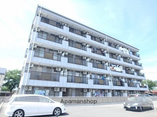 長野県松本市、南松本駅徒歩32分の築21年 5階建の賃貸マンション