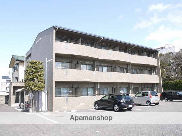長野県松本市、南松本駅徒歩40分の築14年 3階建の賃貸マンション
