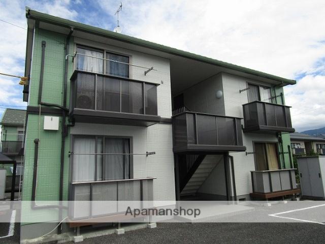 長野県松本市、南松本駅徒歩19分の築15年 2階建の賃貸アパート