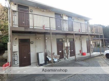 長野県松本市、松本駅バス22分湯坂下車後徒歩7分の築24年 2階建の賃貸アパート