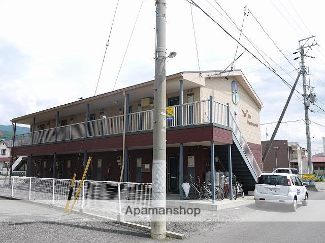 長野県松本市、松本駅徒歩22分の築21年 2階建の賃貸アパート
