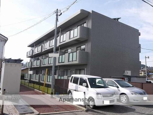 長野県松本市、松本駅バス16分松岡口下車後徒歩6分の築18年 3階建の賃貸マンション