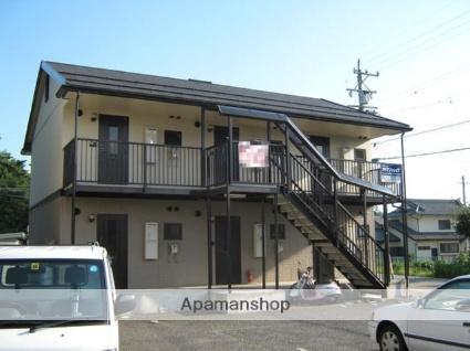 長野県松本市、松本駅バス11分神田下車後徒歩9分の築19年 2階建の賃貸アパート