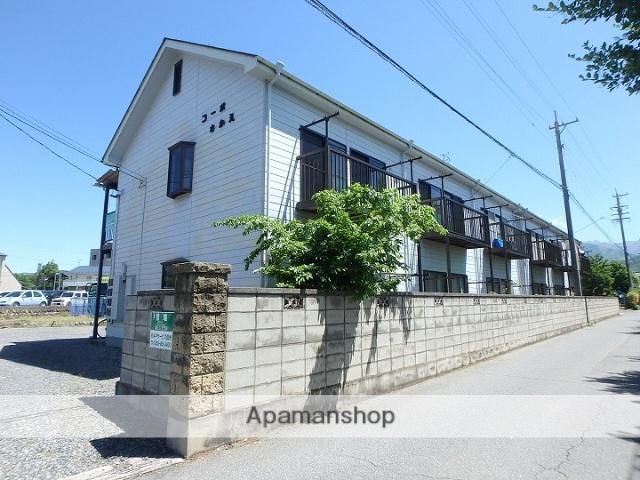 長野県松本市、南松本駅徒歩30分の築29年 2階建の賃貸アパート