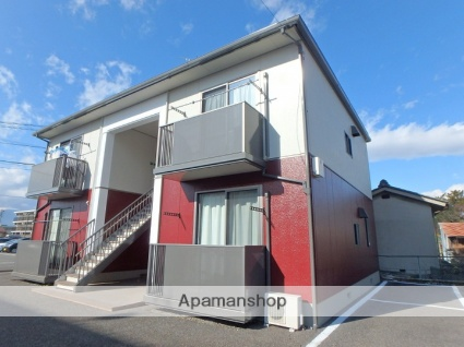 長野県松本市、南松本駅徒歩44分の築13年 2階建の賃貸アパート