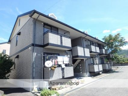 長野県松本市、松本駅バス9分富士電機前下車後徒歩5分の築18年 2階建の賃貸アパート