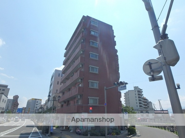 長野県松本市、松本駅徒歩5分の築16年 8階建の賃貸マンション