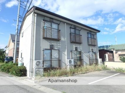 長野県松本市、北松本駅徒歩42分の築18年 2階建の賃貸アパート