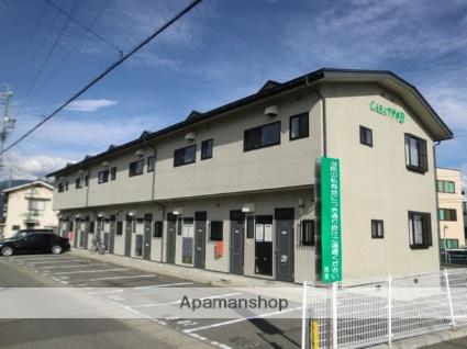 長野県松本市、北松本駅徒歩18分の築13年 2階建の賃貸アパート
