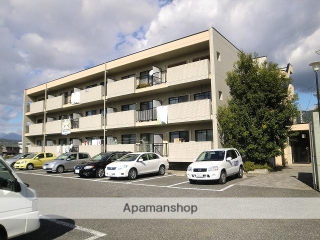 長野県松本市、松本駅アルピコバスバス20分山辺中前下車後徒歩5分の築20年 3階建の賃貸マンション