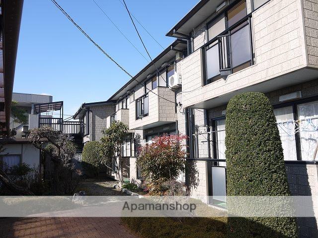 長野県松本市、松本駅松本電鉄バス10分筑摩小口下車後徒歩5分の築25年 2階建の賃貸アパート