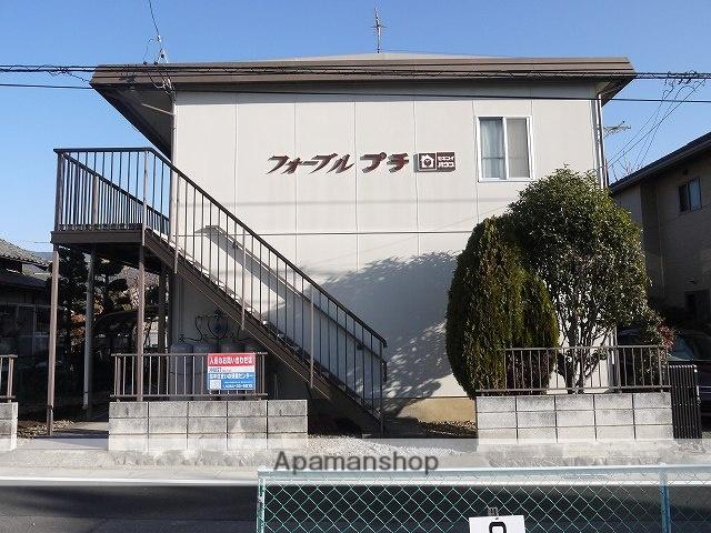 長野県松本市、松本駅バス14分元原町下車後徒歩2分の築30年 2階建の賃貸アパート