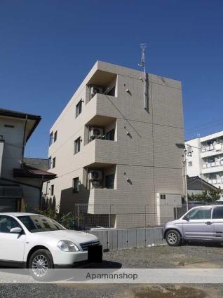 長野県松本市、松本駅アルピコバスバス14分横田下車後徒歩5分の築4年 3階建の賃貸マンション