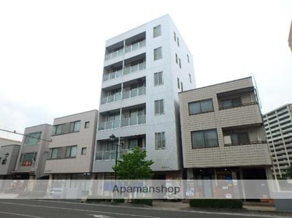 長野県松本市、北松本駅徒歩9分の築15年 6階建の賃貸マンション