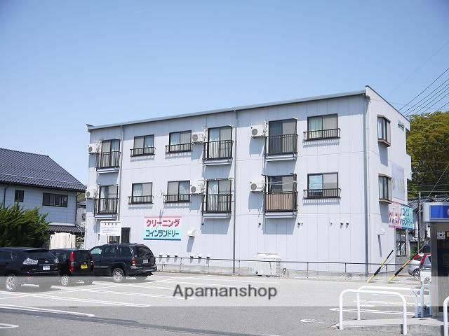 長野県松本市、北松本駅徒歩7分の築23年 3階建の賃貸マンション