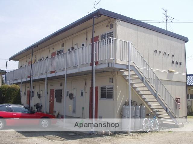 長野県松本市、南松本駅徒歩15分の築33年 2階建の賃貸アパート