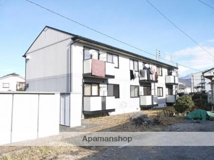 長野県松本市、平田駅徒歩23分の築21年 2階建の賃貸アパート