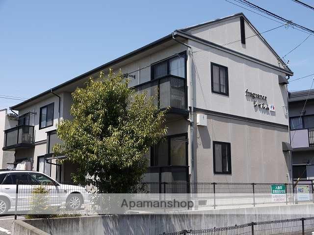 長野県松本市、松本駅バス22分寿橋下車後徒歩4分の築22年 2階建の賃貸アパート