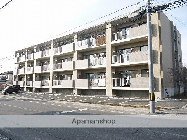 長野県松本市、松本駅バス9分西筑摩下車後徒歩5分の築13年 3階建の賃貸マンション