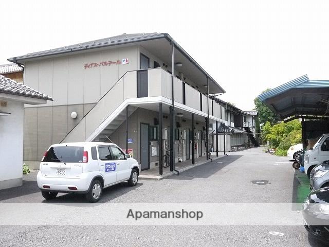 長野県松本市、松本駅バス15分横田下車後徒歩8分の築17年 2階建の賃貸アパート