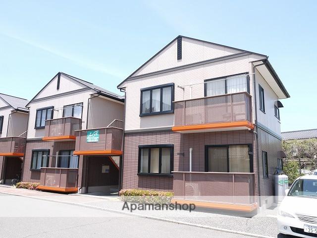 長野県松本市、南松本駅徒歩24分の築22年 2階建の賃貸アパート