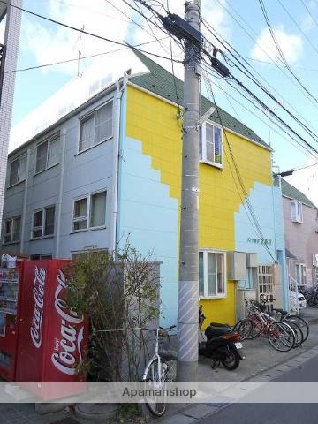 長野県松本市、松本駅アルピコバスバス10分元町下車後徒歩3分の築25年 2階建の賃貸アパート
