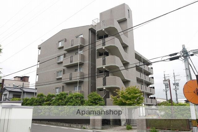 長野県松本市、松本駅徒歩10分の築19年 5階建の賃貸マンション