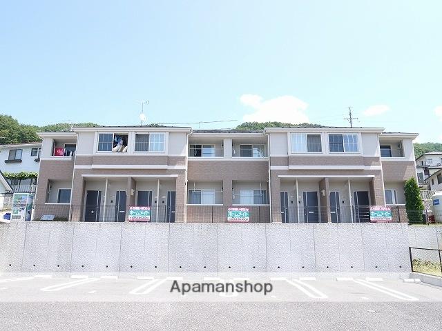 長野県松本市、南松本駅徒歩33分の築8年 2階建の賃貸アパート
