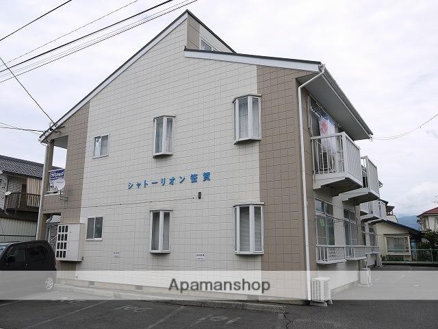 長野県松本市、広丘駅徒歩60分の築25年 2階建の賃貸アパート