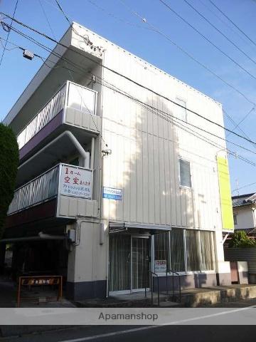 長野県松本市、松本駅アルピコバスバス8分新町下車後徒歩5分の築31年 3階建の賃貸マンション