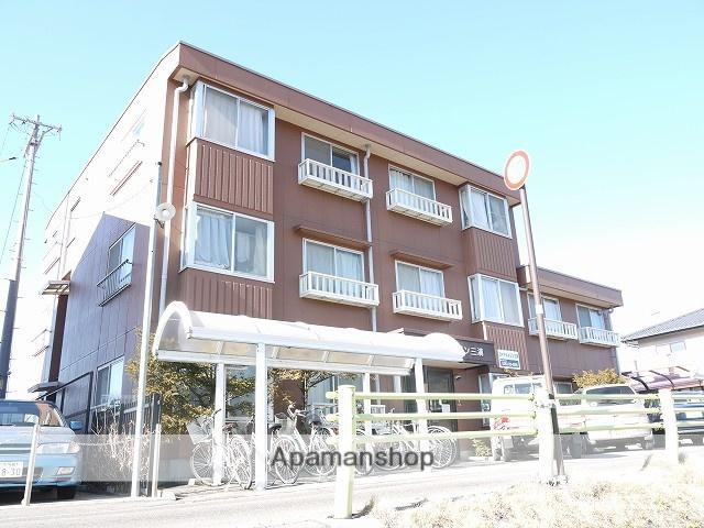 長野県松本市、松本駅アルピコバスバス14分元町下車後徒歩7分の築29年 3階建の賃貸アパート