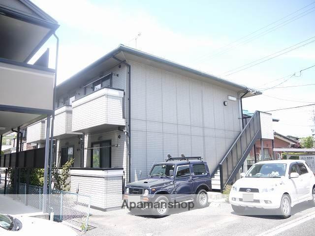 長野県松本市、松本駅バス15分法務局前下車後徒歩5分の築15年 2階建の賃貸アパート