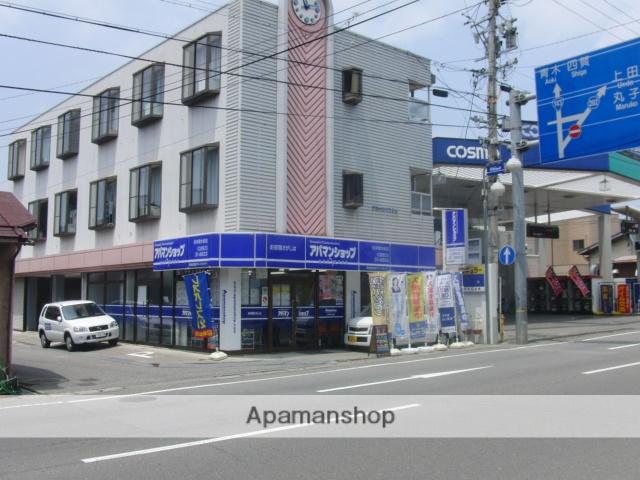 長野県松本市、松本駅アルピコバスバス14分大学西門前下車後徒歩4分の築28年 3階建の賃貸マンション