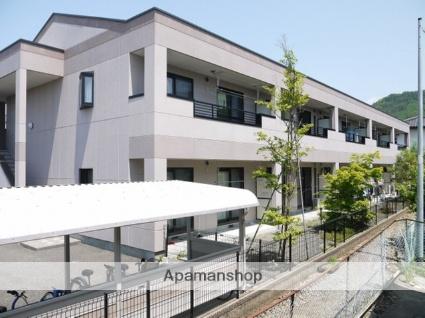長野県松本市、松本駅バス14分富士電機前下車後徒歩7分の築12年 2階建の賃貸マンション