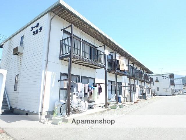 長野県松本市、南松本駅徒歩22分の築30年 2階建の賃貸アパート