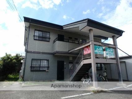 長野県松本市、松本駅徒歩50分の築17年 2階建の賃貸アパート