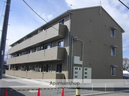 長野県松本市、南松本駅徒歩20分の築5年 3階建の賃貸アパート