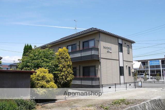 長野県松本市、松本駅徒歩16分の築13年 2階建の賃貸アパート