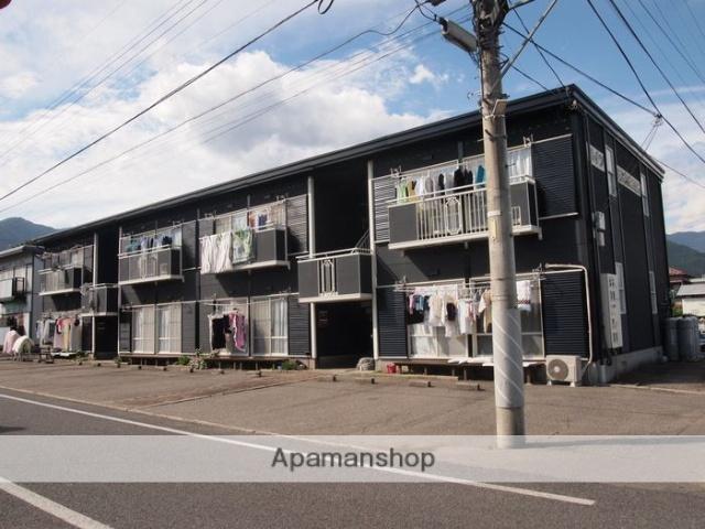 長野県松本市、下島駅徒歩27分の築26年 2階建の賃貸アパート