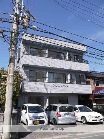 長野県松本市、松本駅バス10分元町下車後徒歩2分の築19年 3階建の賃貸マンション