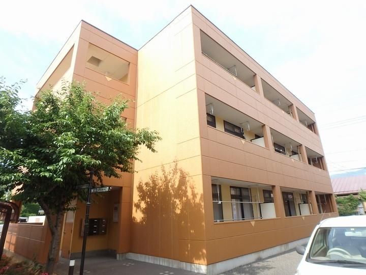 長野県松本市、北松本駅徒歩5分の築16年 3階建の賃貸マンション