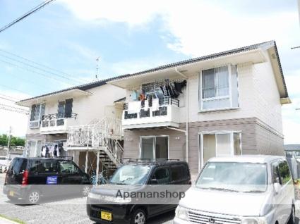 長野県松本市、松本駅バス20分野溝口下車後徒歩6分の築24年 2階建の賃貸アパート