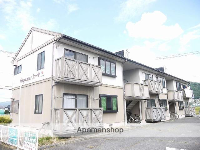 長野県松本市、南松本駅徒歩15分の築23年 2階建の賃貸アパート
