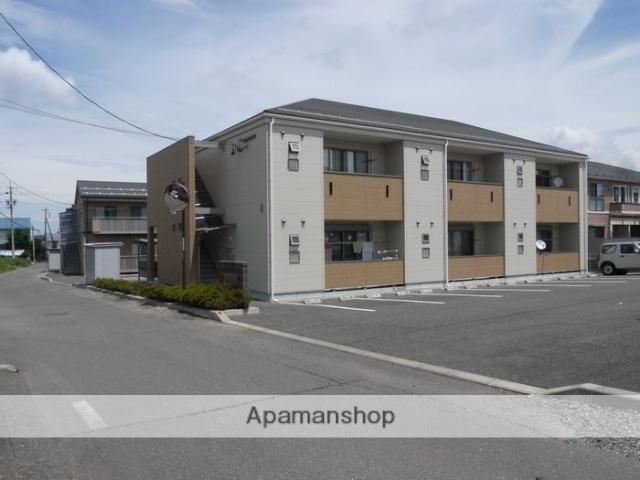 長野県東筑摩郡山形村、波田駅徒歩60分の築8年 2階建の賃貸アパート