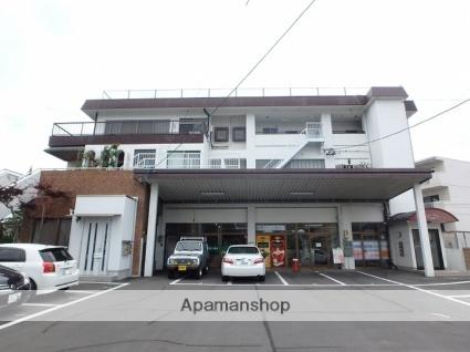 長野県松本市、南松本駅徒歩19分の築39年 3階建の賃貸マンション