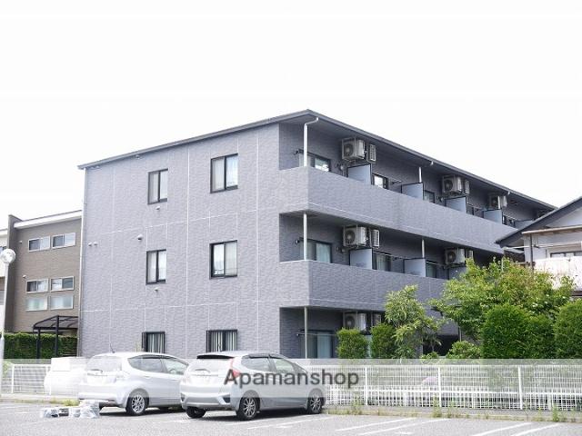 長野県松本市、南松本駅徒歩24分の築13年 3階建の賃貸マンション