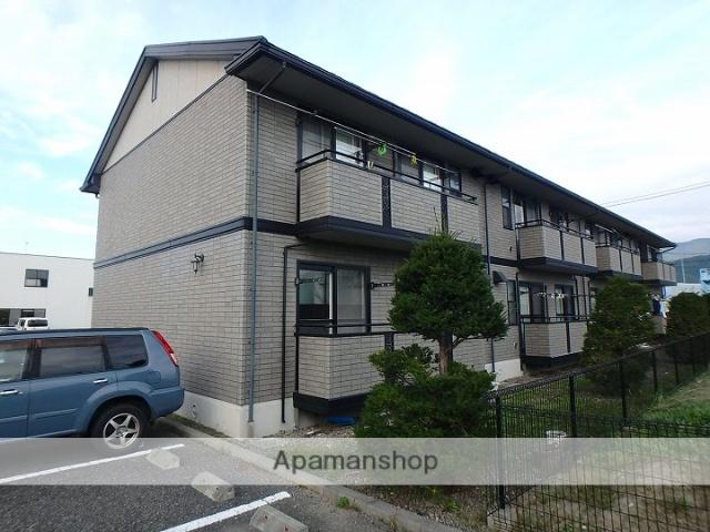 長野県松本市、南松本駅徒歩21分の築16年 2階建の賃貸アパート