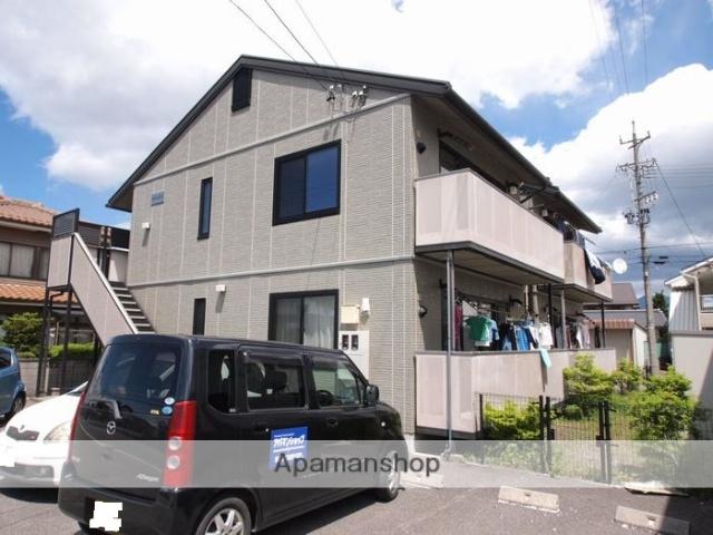 長野県松本市、村井駅徒歩37分の築15年 2階建の賃貸アパート