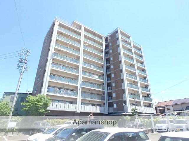 長野県松本市、松本駅徒歩11分の築12年 10階建の賃貸マンション